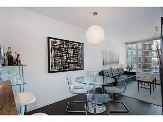 """Photo 5: 1503 58 KEEFER Place in Vancouver: Downtown VW Condo for sale in """"Firenze 1"""" (Vancouver West)  : MLS®# V1071192"""