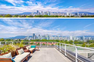 "Photo 23: 4 1063 W 7TH Avenue in Vancouver: Fairview VW Townhouse for sale in ""MARINA TERRACE"" (Vancouver West)  : MLS®# R2501596"