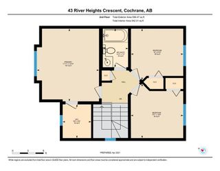 Photo 44: 43 River Heights Crescent: Cochrane Detached for sale : MLS®# A1094533