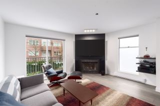 """Photo 2: 308 888 W 13TH Avenue in Vancouver: Fairview VW Condo for sale in """"CASABLANCA"""" (Vancouver West)  : MLS®# R2341512"""