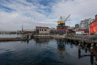 """Photo 26: 410 175 VICTORY SHIP Way in North Vancouver: Lower Lonsdale Condo for sale in """"CASCADE AT THE PIER"""" : MLS®# R2552269"""