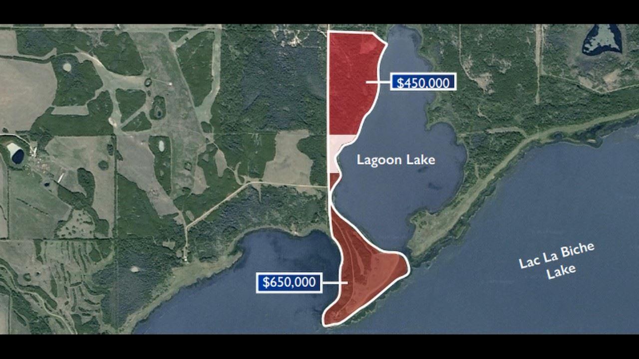 Main Photo: : Rural Lac La Biche County Rural Land/Vacant Lot for sale : MLS®# E4181696