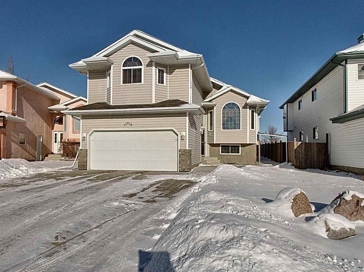 Main Photo: 13016 141C Avenue NW in Edmonton: Zone 27 House for sale : MLS®# E4228393