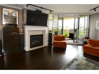 """Photo 3: 1008 4425 HALIFAX Street in Burnaby: Brentwood Park Condo for sale in """"POLARIS"""" (Burnaby North)  : MLS®# V1070564"""