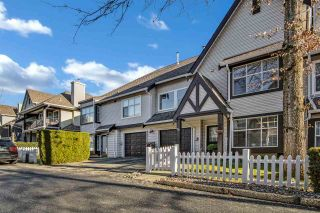 Photo 1: 99 12099 237TH STREET in Maple Ridge: East Central Townhouse for sale : MLS®# R2531261