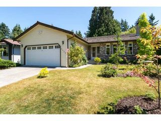 """Photo 1: 2422 123A Street in Surrey: Crescent Bch Ocean Pk. House for sale in """"Crescent Heights"""" (South Surrey White Rock)  : MLS®# R2186856"""