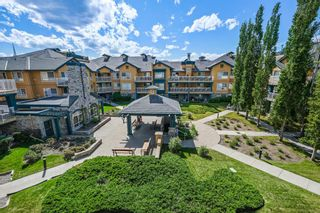 Photo 1: 320 25 Richard Place SW in Calgary: Lincoln Park Apartment for sale : MLS®# A1115963