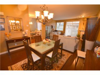 """Photo 2: 58 2615 FORTRESS Drive in Port Coquitlam: Citadel PQ Townhouse for sale in """"ORCHARD HILL"""" : MLS®# V1054893"""