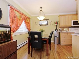 Photo 6: 418 W Burnside Rd in VICTORIA: SW Tillicum Row/Townhouse for sale (Saanich West)  : MLS®# 743664
