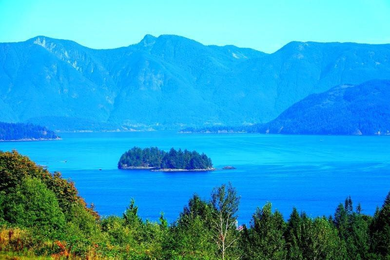 Main Photo: Block K PORT MELLON HIGHWAY in Gibsons: Gibsons & Area Land for sale (Sunshine Coast)  : MLS®# R2412839