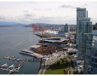 Photo 3: 3302-1281 W.Cordova in Vancouver: Coal Harbour Condo for sale (Vancouver West)  : MLS®# v706458