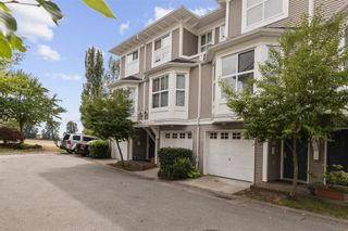 """Photo 20: 8583 AQUITANIA Place in Vancouver: South Marine Townhouse for sale in """"SOUTHAMPTON"""" (Vancouver East)  : MLS®# R2608907"""