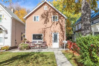 Photo 1: 383 Deschambault Street in Winnipeg: St Boniface Residential for sale (2A)  : MLS®# 202024863