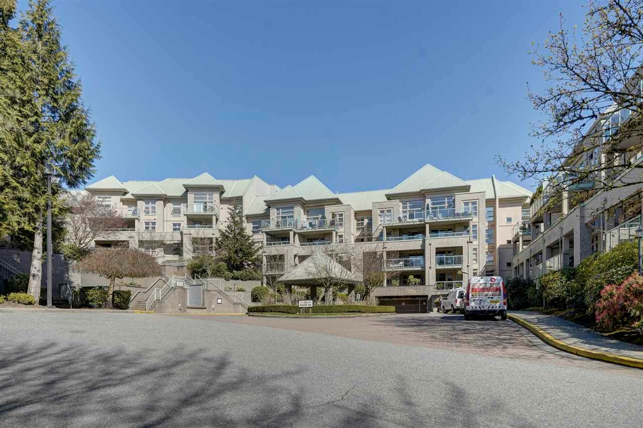 "Main Photo: 321 301 MAUDE Road in Port Moody: North Shore Pt Moody Condo for sale in ""Heritage Grand"" : MLS®# R2567114"