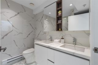"""Photo 17: 705 VICTORIA Drive in Vancouver: Hastings Townhouse for sale in """"Monogram"""" (Vancouver East)  : MLS®# R2581567"""