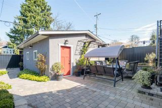 Photo 33: 2553 DUNDAS Street in Vancouver: Hastings Sunrise House for sale (Vancouver East)  : MLS®# R2559964