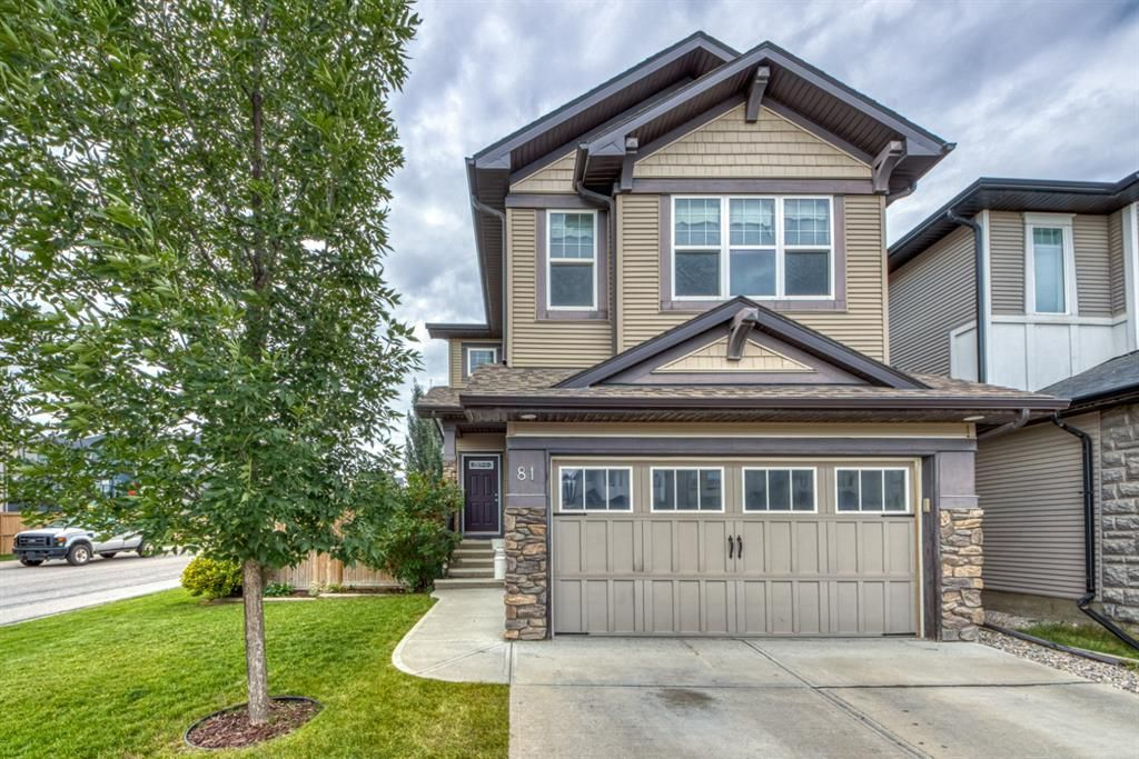 Main Photo: 81 Sage Valley Road NW in Calgary: Sage Hill Detached for sale : MLS®# A1141886
