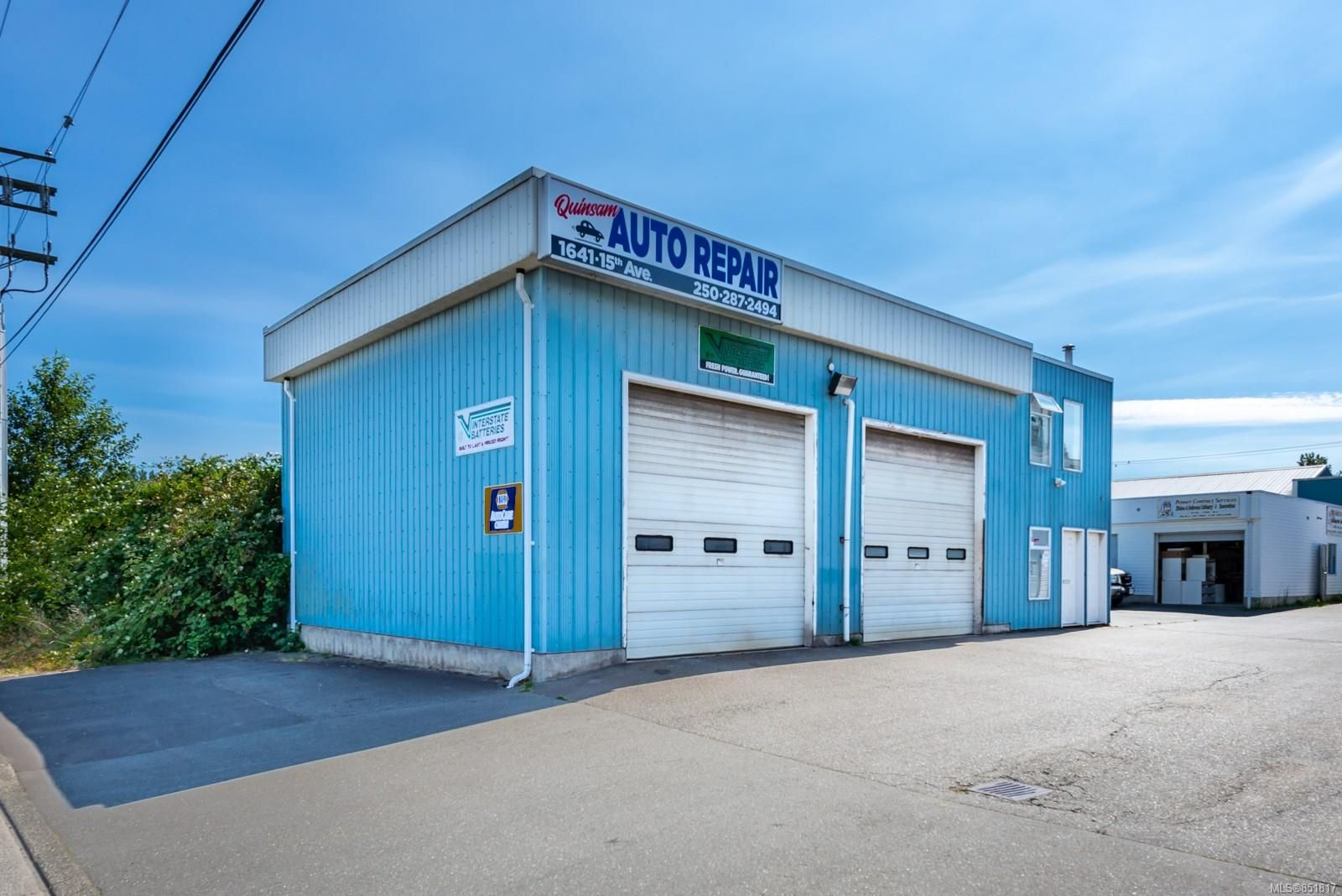Main Photo: A 1641 15TH Ave in Campbell River: CR Campbell River Central Business for sale : MLS®# 851817