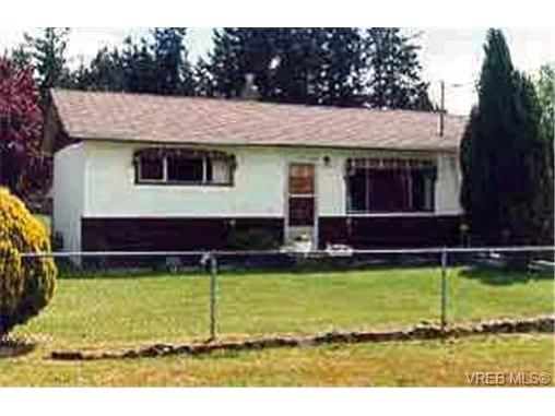 Main Photo: 2831 Knotty Pine Rd in VICTORIA: La Langford Proper House for sale (Langford)  : MLS®# 308516