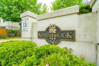 """Photo 37: 23 10340 156 Street in Surrey: Guildford Townhouse for sale in """"Kingsbrook"""" (North Surrey)  : MLS®# R2579994"""