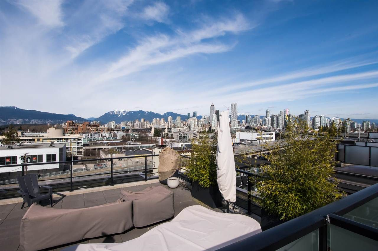"Photo 34: Photos: 411 1628 W 4TH Avenue in Vancouver: False Creek Condo for sale in ""RADIUS"" (Vancouver West)  : MLS®# R2552543"