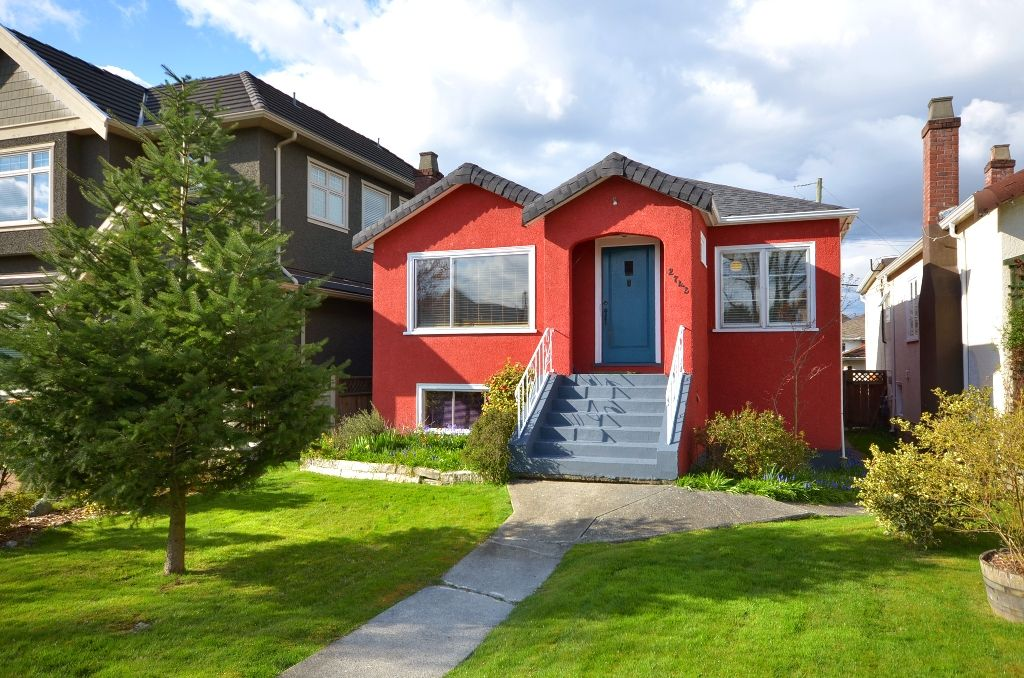 Main Photo: 2743 W 21ST Avenue in Vancouver: Arbutus House for sale (Vancouver West)  : MLS®# V943719