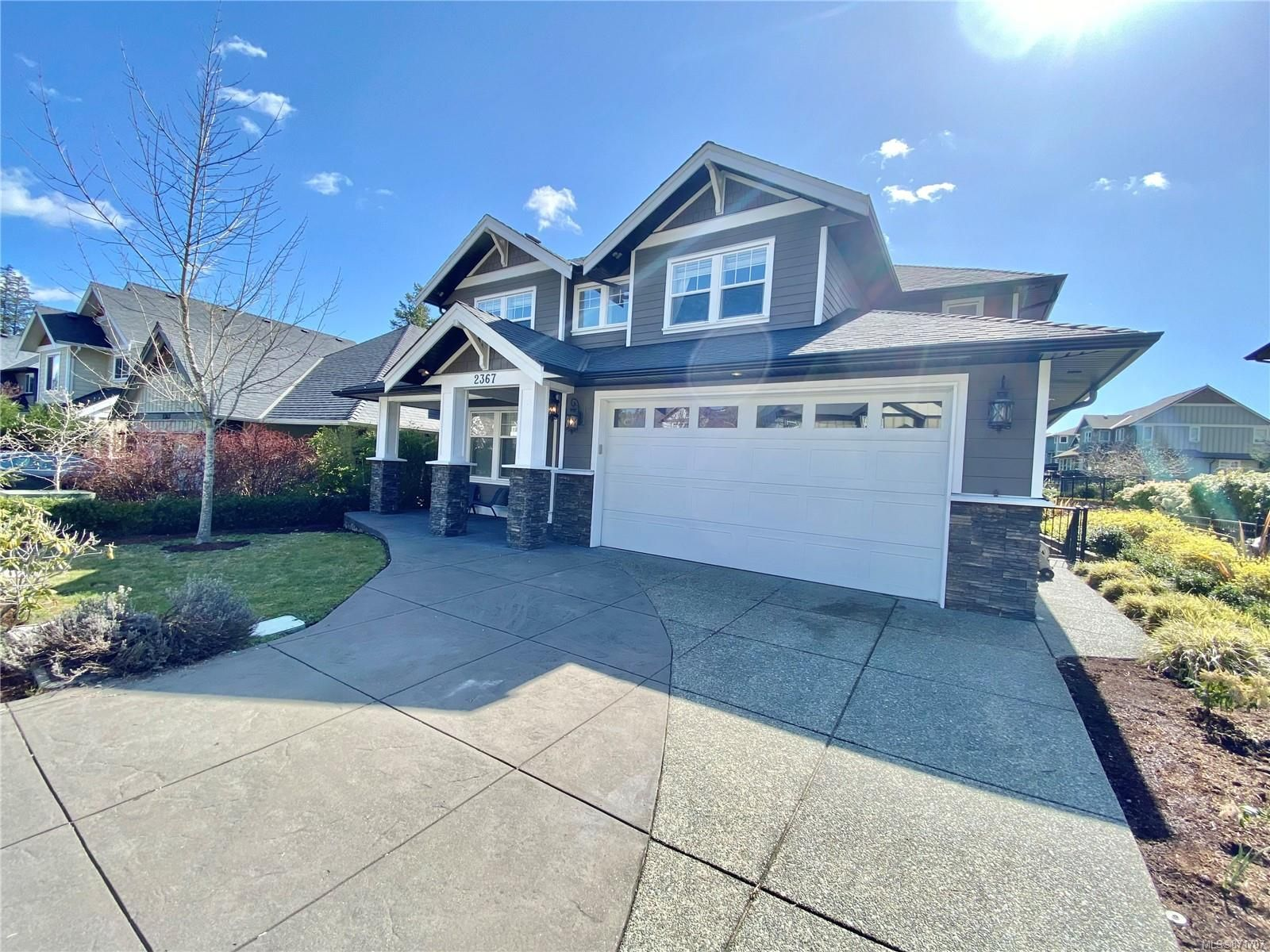 Main Photo: 2367 Echo Valley Dr in : La Bear Mountain House for sale (Langford)  : MLS®# 871707