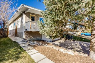 Photo 2: 11227 11 Street SW in Calgary: Southwood Semi Detached for sale : MLS®# A1153941
