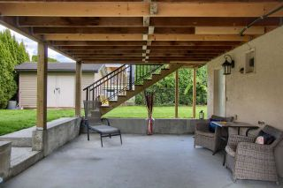 Photo 28: 46556 MONTANA Drive in Chilliwack: Fairfield Island House for sale : MLS®# R2576576
