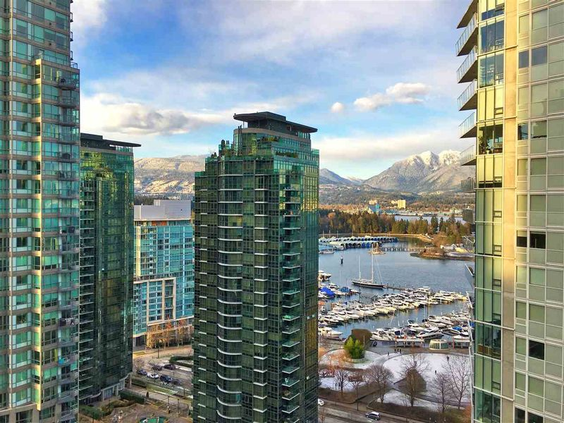 FEATURED LISTING: 2102 - 1238 MELVILLE Street Vancouver