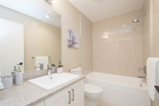 """Photo 12: 103 1405 DAYTON Street in Coquitlam: Burke Mountain Townhouse for sale in """"ERICA"""" : MLS®# R2311319"""