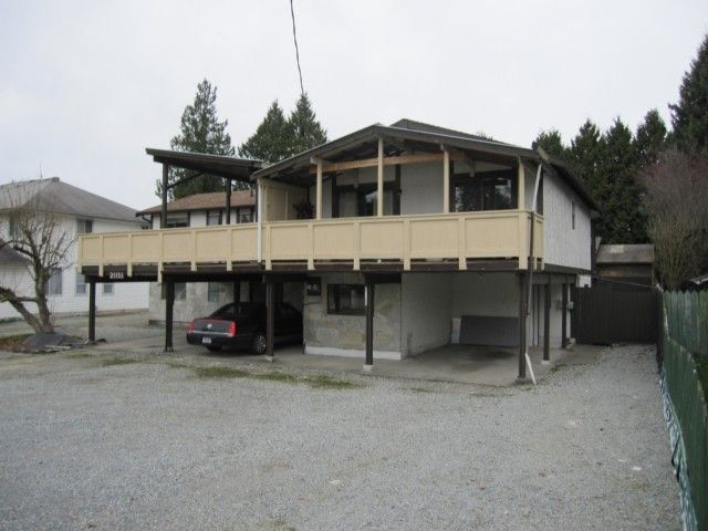 Main Photo: 21153 DEWDNEY TRUNK Road in Maple Ridge: Northwest Maple Ridge Duplex for sale : MLS®# V1051852