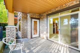 """Photo 29: 112 8328 207A Street in Langley: Willoughby Heights Condo for sale in """"Yorkson Creek"""" : MLS®# R2617469"""