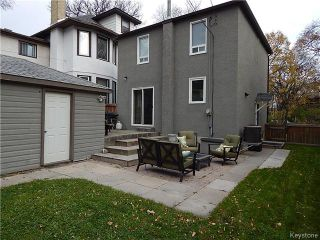 Photo 19: 66 Chestnut Street in Winnipeg: Wolseley Residential for sale (5B)  : MLS®# 1626694
