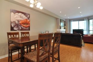 "Photo 4: 118 100 KLAHANIE Drive in Port Moody: Port Moody Centre Townhouse for sale in ""INDIGO"" : MLS®# R2196752"