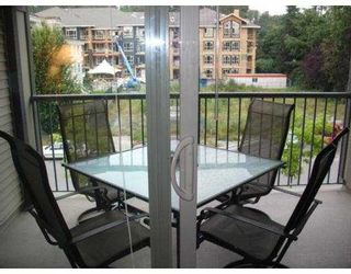 """Photo 7: 302 2468 ATKINS Avenue in Port_Coquitlam: Central Pt Coquitlam Condo for sale in """"BORDEAUX"""" (Port Coquitlam)  : MLS®# V660127"""
