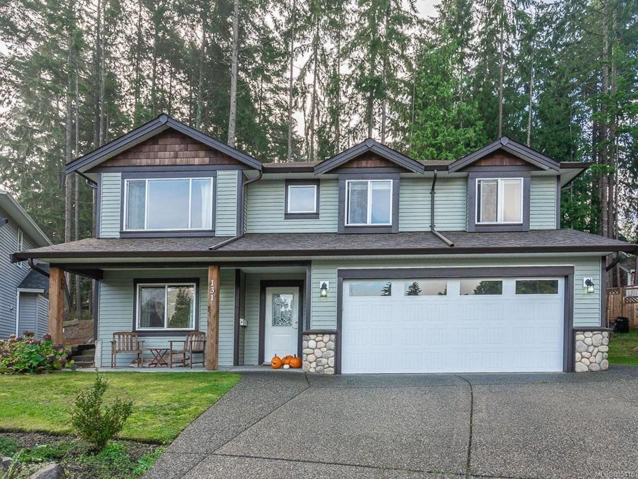 Main Photo: 131 Grace Pl in NANAIMO: Na Pleasant Valley House for sale (Nanaimo)  : MLS®# 805416