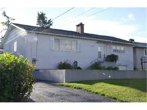 Main Photo: 649 Baker St in VICTORIA: SW Glanford House for sale (Saanich West)  : MLS®# 273270