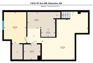 Photo 26: 11816 157 Avenue in Edmonton: Zone 27 House Half Duplex for sale : MLS®# E4245455