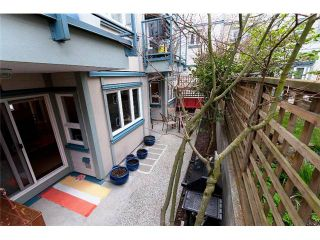 """Photo 9: 2259 ASH Street in Vancouver: Fairview VW Condo for sale in """"THE COURTYARDS"""" (Vancouver West)  : MLS®# V966973"""