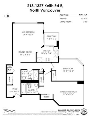 """Photo 23: 213 1327 E KEITH Road in North Vancouver: Lynnmour Condo for sale in """"Carlton at the club"""" : MLS®# R2584602"""