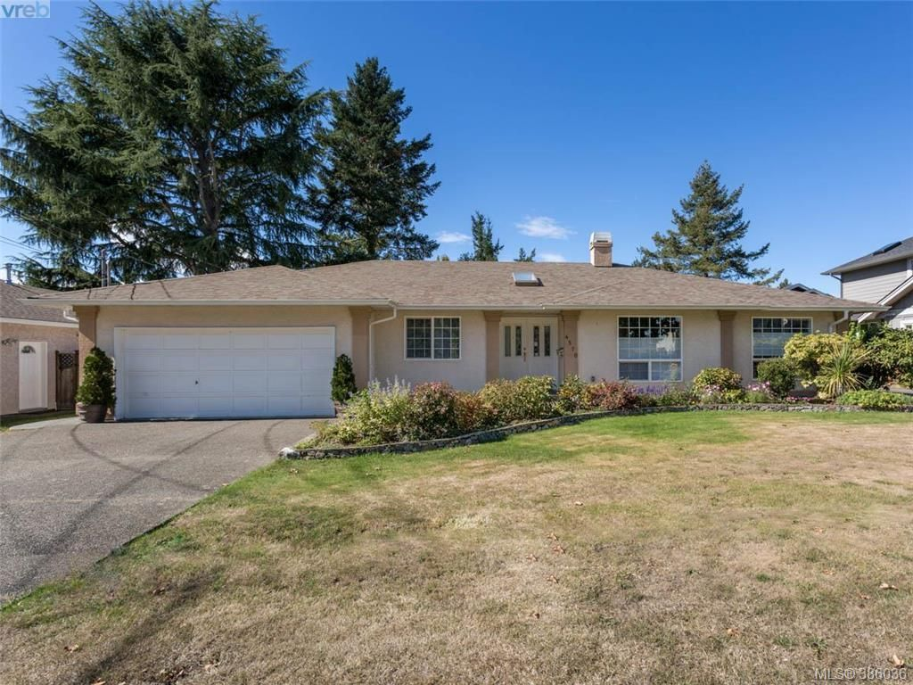 Main Photo: 4570 Viewmont Ave in VICTORIA: SW Royal Oak House for sale (Saanich West)  : MLS®# 775672
