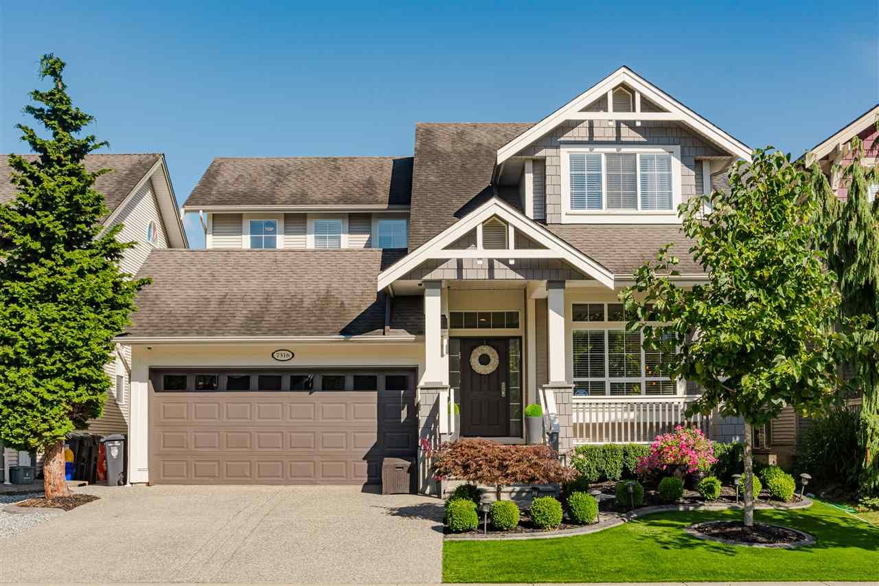 "Main Photo: 7316 200A Street in Langley: Willoughby Heights House for sale in ""Jericho Ridge"" : MLS®# R2493490"