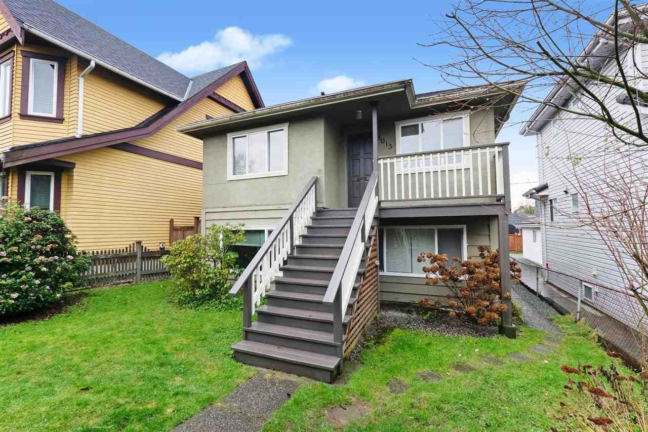 Main Photo: 5015 ST. CATHERINES Street in Vancouver: Fraser VE House for sale (Vancouver East)  : MLS®# R2534802