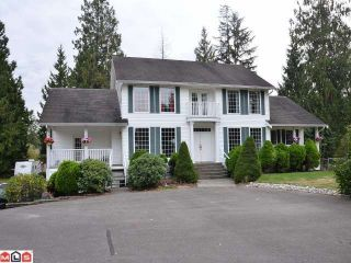 Photo 1: 21946 100TH Avenue in Langley: Fort Langley House for sale : MLS®# F1223720