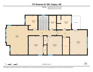 Photo 41: 707 Shawnee Drive SW in Calgary: Shawnee Slopes Detached for sale : MLS®# A1109379