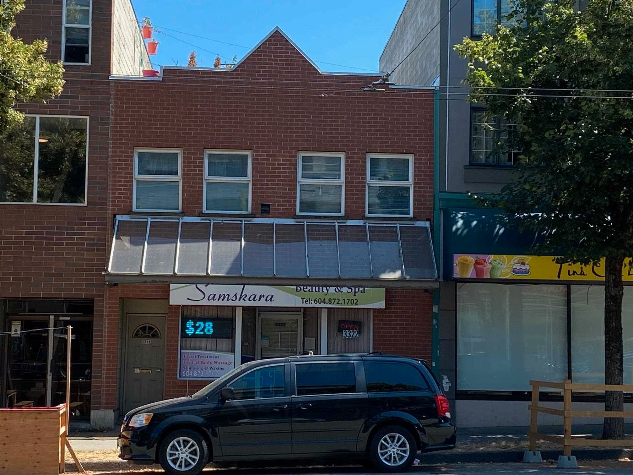 Main Photo: 3318 MAIN Street in Vancouver: Main Retail for sale (Vancouver East)  : MLS®# C8039570