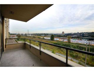 """Photo 7: 602 2345 MADISON Avenue in Burnaby: Brentwood Park Condo for sale in """"OMA"""" (Burnaby North)  : MLS®# V916643"""