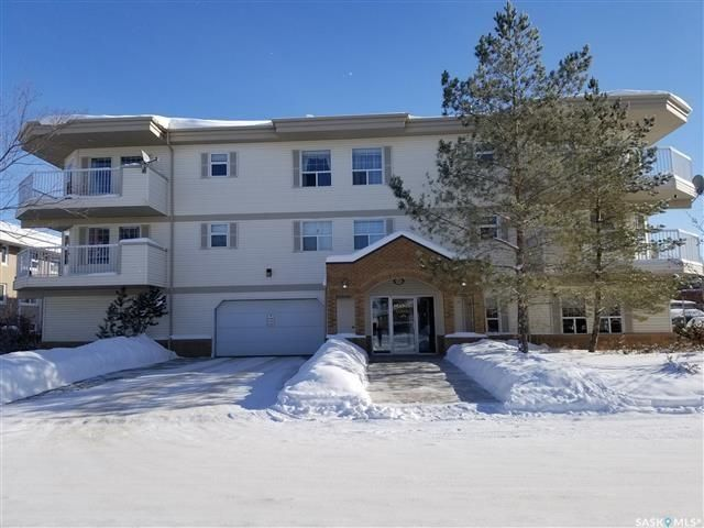 Main Photo: 206 1112 98th Street in Tisdale: Residential for sale : MLS®# SK824640