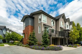 """Photo 1: 49 2358 RANGER Lane in Port Coquitlam: Riverwood Townhouse for sale in """"FREEMONT"""" : MLS®# R2598599"""